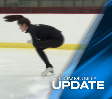 Photo of ice skater