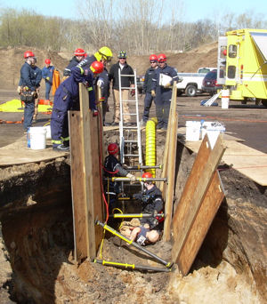 Trench Rescue