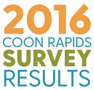 2016 Coon Rapids Survey Results