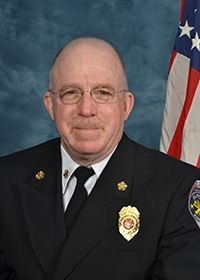 Fire Chief John Piper
