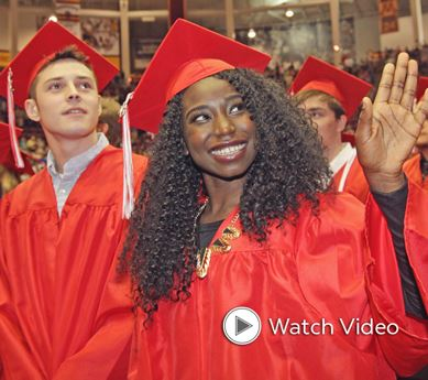 New episode of Coon Rapids High School graduation