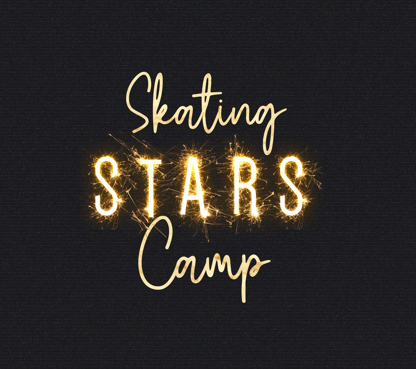 Skating Stars Camp Graphic