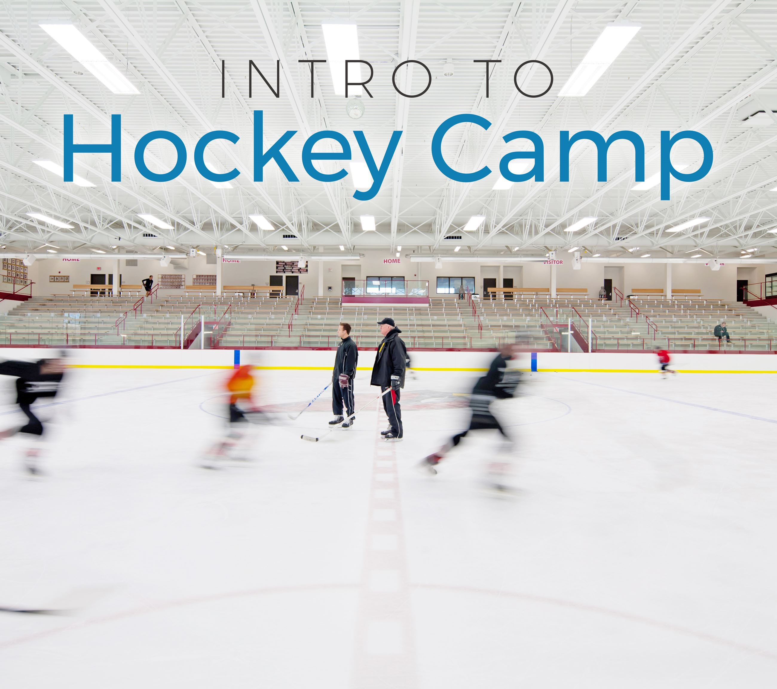 Intro to Hockey Camp Graphic