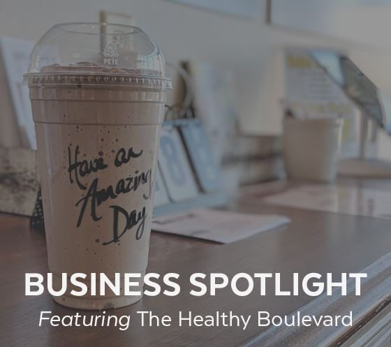 Shake at the Healthy Boulevard